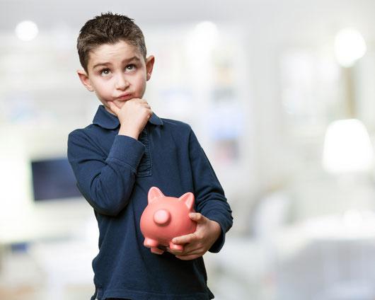RichKids: 10 Ideen für spannende Geldnachmittage
