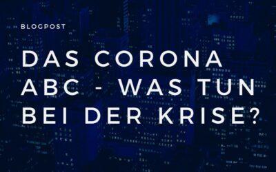 Das Corona ABC